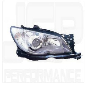 OE replacement Headlight RH Subaru Impreza GD-C/D 06/-