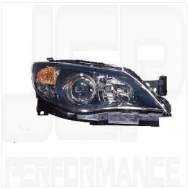 OE replacement Headlight RH Subaru Impreza GR 08/- ( STI )